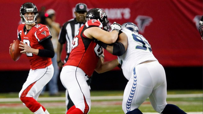 Bryant's Late FG Lifts Falcons Over Seattle 30-28