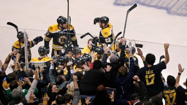 Bruins, Rangers Will Move on to Next Round of NHL Playoffs