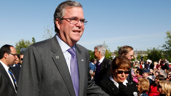 Jeb Bush Backs Republican David Jolly in New Ad in Florida Race