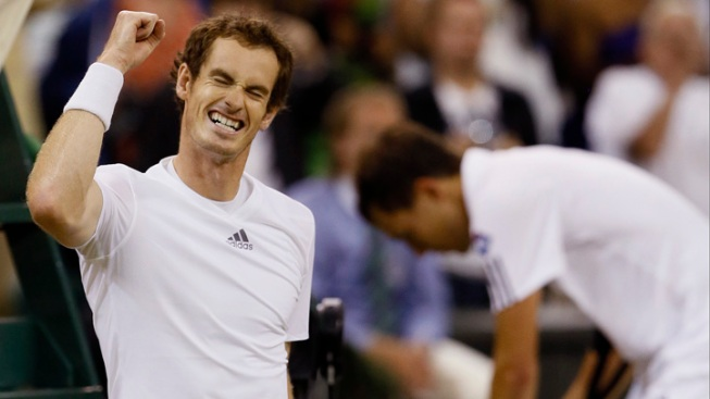 Murray Beats Janowicz to Reach 2nd Wimbledon Final