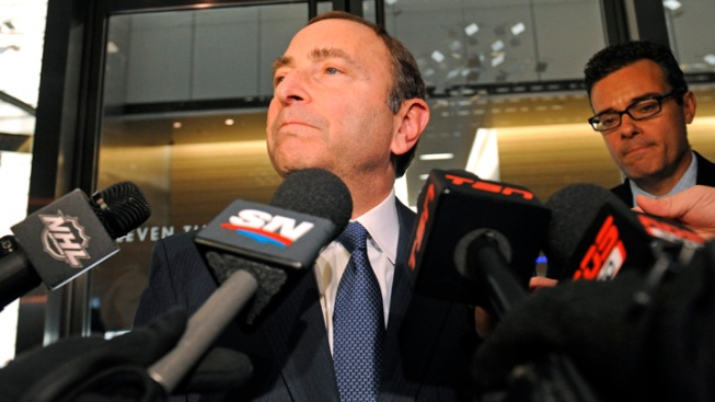 Mediators Fail to Help in NHL Labor Fight