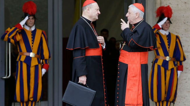 "Catholics Create ""Virtual Conclave"" for New Pope"