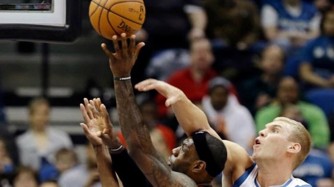 Heat Beat Timberwolves 97-81