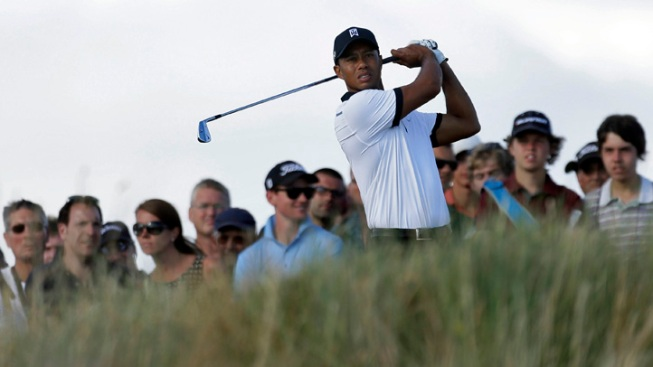 British Open Champs, Rookies Alike Break Par at Muirfield