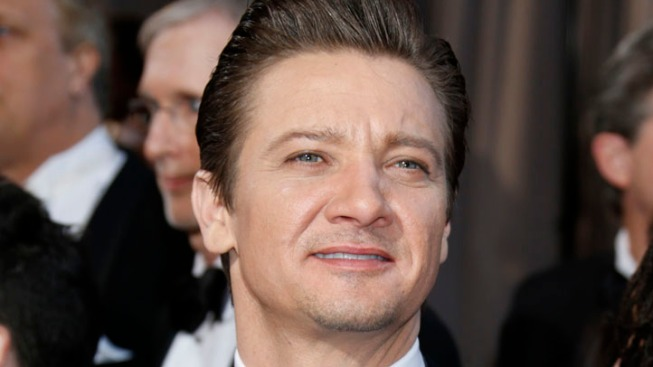 """Hurt Locker"" Actor Jeremy Renner a Dad"