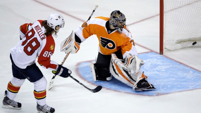 Panthers Top Flyers 3-2 in Shootout