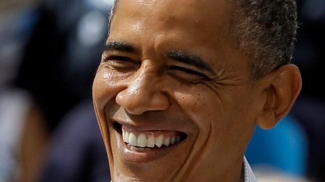 Obama Talks Jobs in St. Petersburg: AP