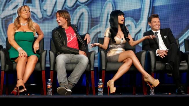 "Sniping, Then Singing as ""American Idol"" Returns"