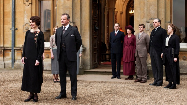 "PBS' ""Downton Abbey"" to Return For a 5th Season"