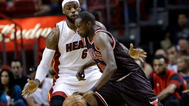 Heat-Bulls: Game 1 Preview