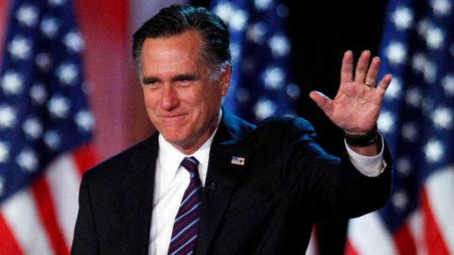 Mitt Romney: Heart Told Him He'd Win, Until He Saw Florida