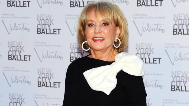 "Barbara Walters: ""I Have No Announcement to Make"""