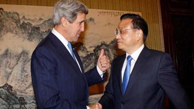 U.S., China Pledge Efforts for Nuclear-Free N. Korea