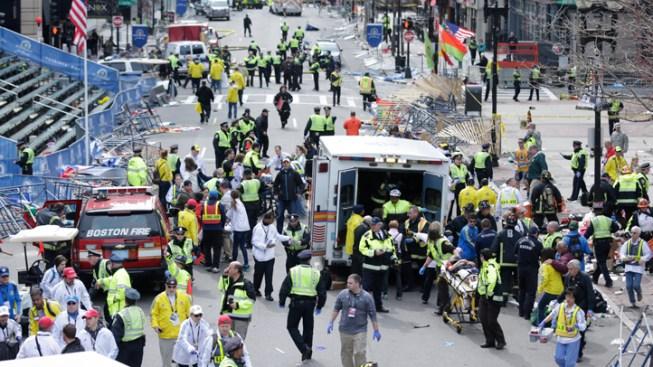 "Newtown Runners on Boston Marathon Explosions: ""No More Heartache"""