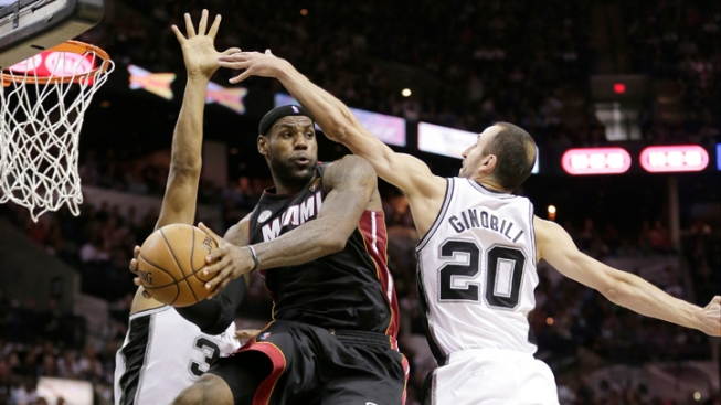 Heat-Spurs: Game 5 Preview