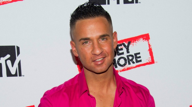 "Jersey Shore's Mike ""The Situation"" Sorrentino Sues Vodka Company for Millions"