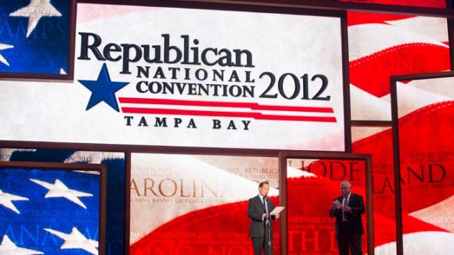 GOP Shuffles Convention Schedule