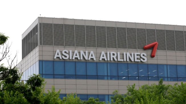 Asiana Airlines Won't Sue San Francisco TV Station Over Fake Pilot Names