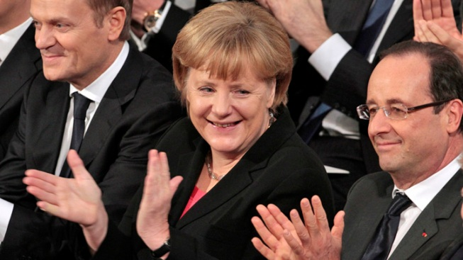 EU Awarded Nobel Peace Prize