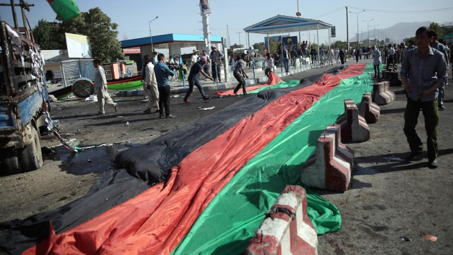 Suicide Bombings at Kabul Protest Kills at Least 80, Injures Scores More