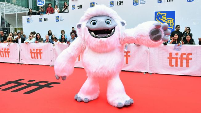 'Abominable' No. 1 With $20.9M; Zellweger's 'Judy' Sings Out