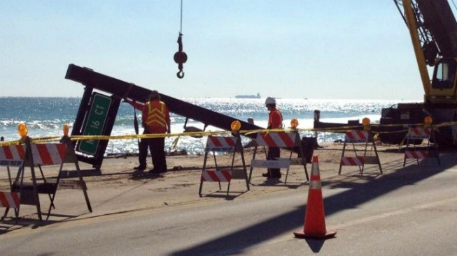 A1A Beach Erosion Repairs Set For Mid-January in Fort Lauderdale