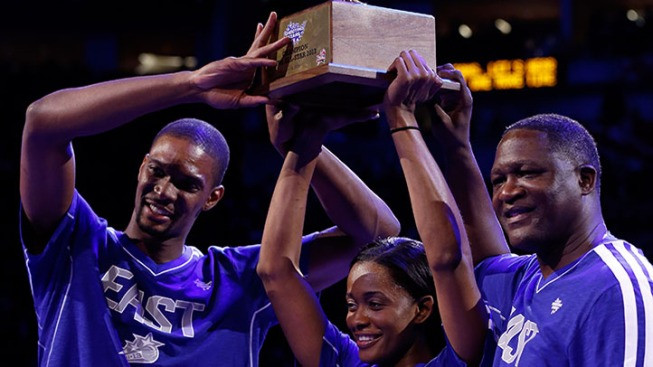 Chris Bosh Selected For Shooting Stars Competition on All-Star Saturday