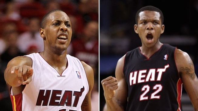 Chalmers, Jones to Compete in 3-Pt Contest