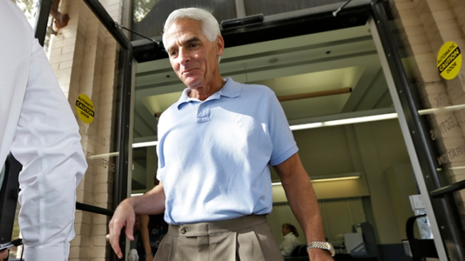 Former Florida Governor Charlie Crist Announces Support for Gay Marriage