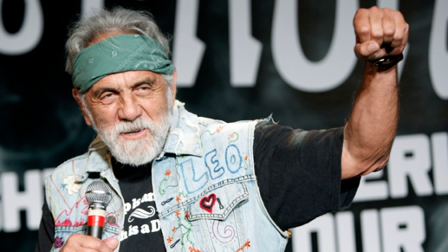 Tommy Chong to Fight Prostate Cancer with Hemp Oil