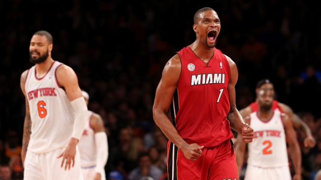 Oddsmakers Favor Miami Heat to Win 2014 NBA Finals