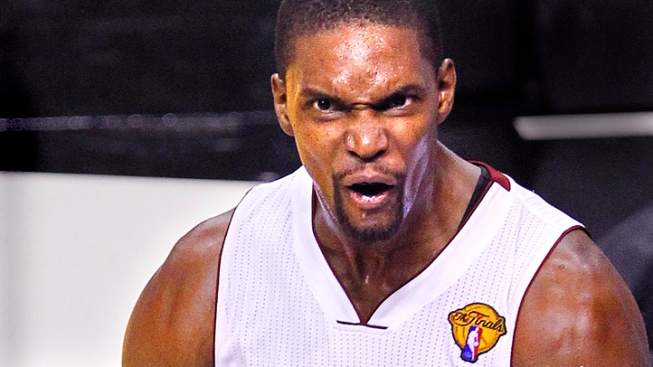 Chris Bosh: Miami Heat 'Not Good Enough' to Win in Playoffs