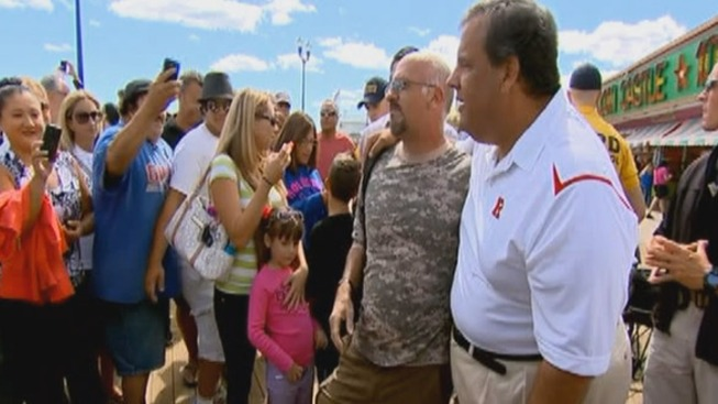 Christie Plans $15M in Aid After Jersey Shore Boardwalk Fire