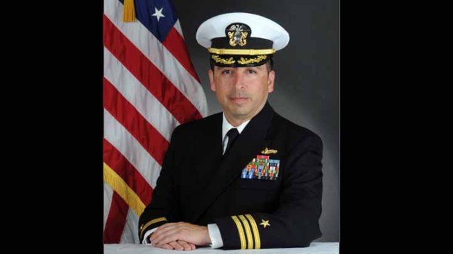 Navy Official Accused of Sending Inappropriate Texts, Emails