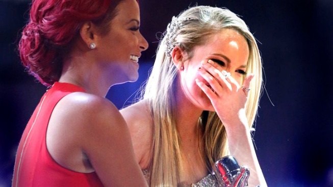 """Danielle Bradbery Is Crowned """"The Voice"""""""
