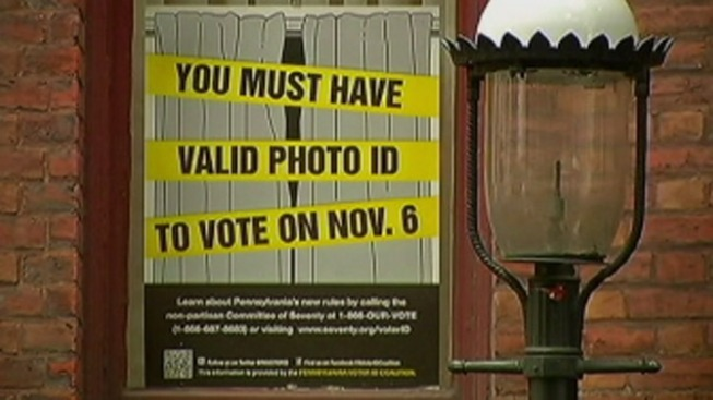 Pa. Judge Bars Voter ID Enforcement in November Election