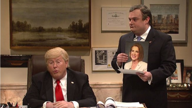 'SNL': Trump Picks His Running Mate While Drake Beefs With Show's Cast