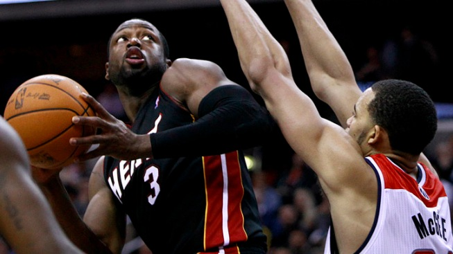 Wade, James Poetry in Motion in 106-89 Heat Win