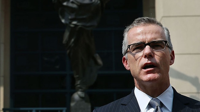 New FBI Acting Director McCabe Considered a Respected, Bureau Man