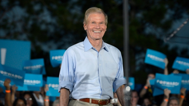 Senator Bill Nelson Headed to Ukraine