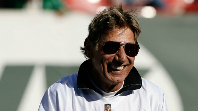 Joe Namath's Daughter Reunited With Long-Lost Dog