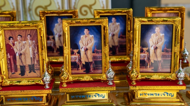 Thai King is Officially Crowned, Boosting His Regal Power