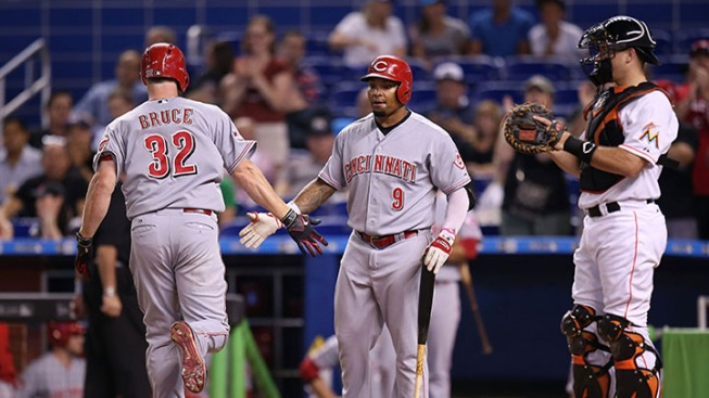 Marlins Strike Out 13 Times in Shutout Loss