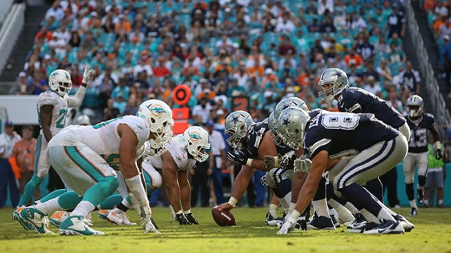 Preseason Week Two Preview: Dolphins at Cowboys