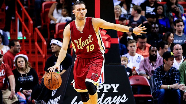 Heat Sign Beno Udrih to One-Year Deal