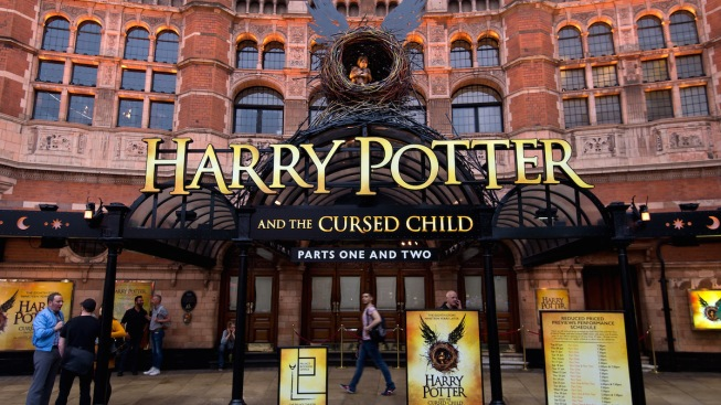J.K. Rowling Swears Fans to Secrecy as 'Harry Potter' Play Unveiled
