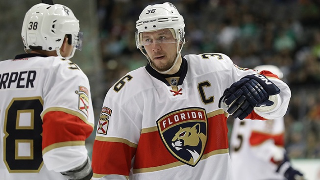 Panthers Buy Out Jussi Jokinen