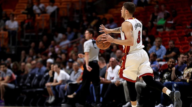 Heat Move Into Playoff Position With Win Over Timberwolves
