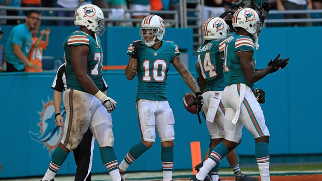 timeless design 97917 ee724 Dolphins Fans Start Petition to Keep Throwback Look - NBC 6 ...