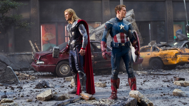 """Avengers"" Revels in Another Record Weekend"